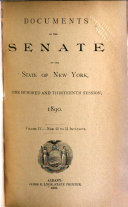 Pdf Documents of the Senate of the State of New York
