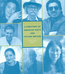 A Directory Of American Poets And Fiction Writers 2001 2002