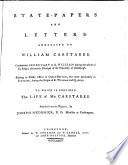 State, papers and Letters, addressed to W. Carstares