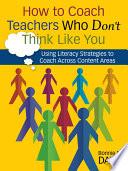 How To Coach Teachers Who Don T Think Like You