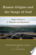 Human Origins and the Image of God