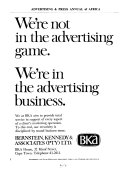 Advertising and Press Annual of Africa