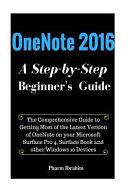 OneNote 2016