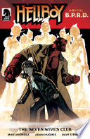 Hellboy and the B P R D   The Seven Wives Club one shot Book PDF