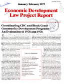 Economic Development Law Project Report