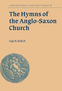 The Hymns of the Anglo Saxon Church