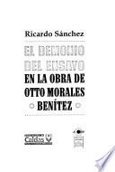 El demonio del ensayo en la obra de Otto Morales Benítez