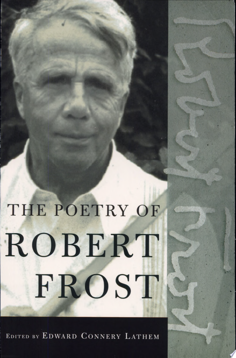 The Poetry of Robert Frost image