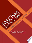 Fascism Old And New Book
