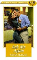 Ask Me Again Book PDF