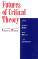 Futures of Critical Theory