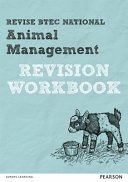 Revise BTEC National Animal Management Revision Workbook