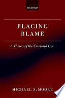 Placing Blame Book PDF