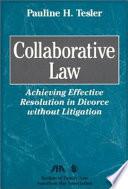 Collaborative Law