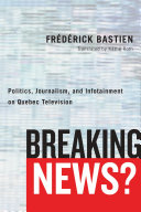 Breaking News? ebook