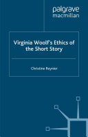 Virginia Woolf's Ethics of the Short Story