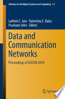 Data and Communication Networks Book