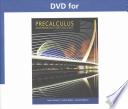 DVD (Text Specific) for Stewart/Redlin/Watson's Precalculus: Mathematics for Calculus