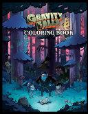 Gravity Falls Coloring Book