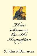 Three Sermons on the Assumption