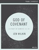 God of Covenant   Leader Kit