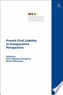 French Civil Liability In Comparative Perspective
