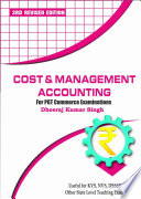Cost   Management Accounting for PGT Commerce Examinations