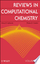 Reviews In Computational Chemistry Book PDF