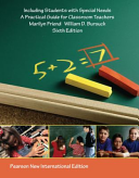 Including Students with Special Needs A Practical Guide for Classroom Teachers  Pearson New International Edition