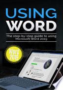 Using Word 2019