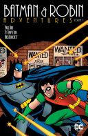 Batman   Robin Adventures Vol  1