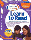 Hooked On Phonics Learn To Read Levels 3 4 Complete