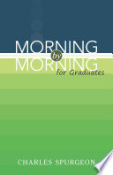 Morning by Morning for Graduates Book PDF