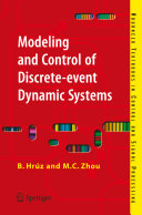 Modeling and Control of Discrete event Dynamic Systems