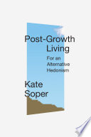 Post Growth Living Book PDF