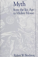Pdf Myth From the Ice Age to Mickey Mouse Telecharger