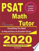 PSAT Math Tutor