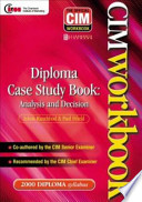 Diploma Case Study Workbook 2000-2001
