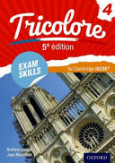 Books - French - Tricolore 5e �dition - Tricolore 4 Exam Skills for Cambridge IGCSE� Workbook & Audio CD | ISBN 9780198412076