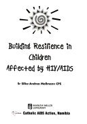 Books - Building resilience in Children Affected by HIV/Aids | ISBN 9789991612744