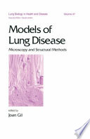 Models of Lung Disease Book