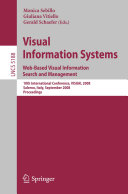 Visual Information Systems  Web Based Visual Information Search and Management