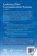 Undersea Fiber Communication Systems Book
