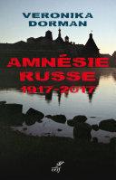 Amnésie russe