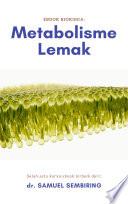 Biokimia: Metabolisme Lemak