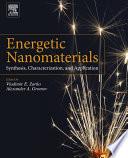 Energetic Nanomaterials Book