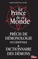 Pdf Le Prince de ce Monde Telecharger