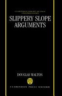 Slippery Slope Arguments