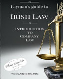 A Layman's Guide to Irish Law