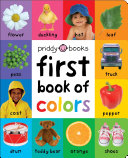 First Book of Colors Padded
